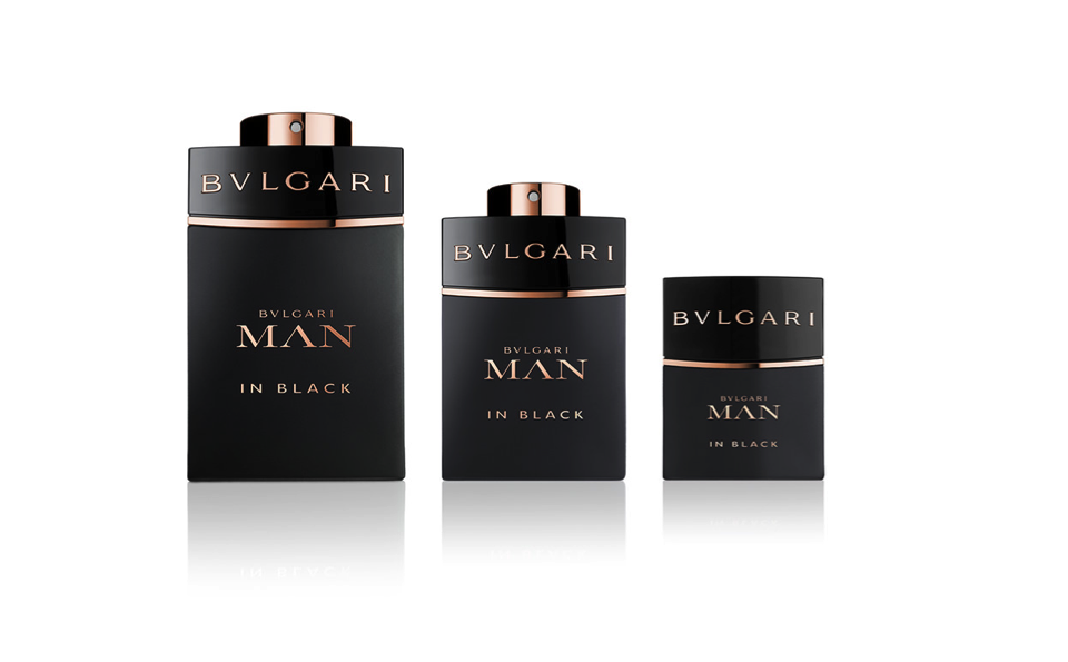 Formati Man in Black Bulgari