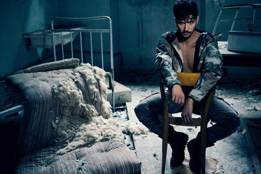 Stile Camouflage Uomo | Deni Beat