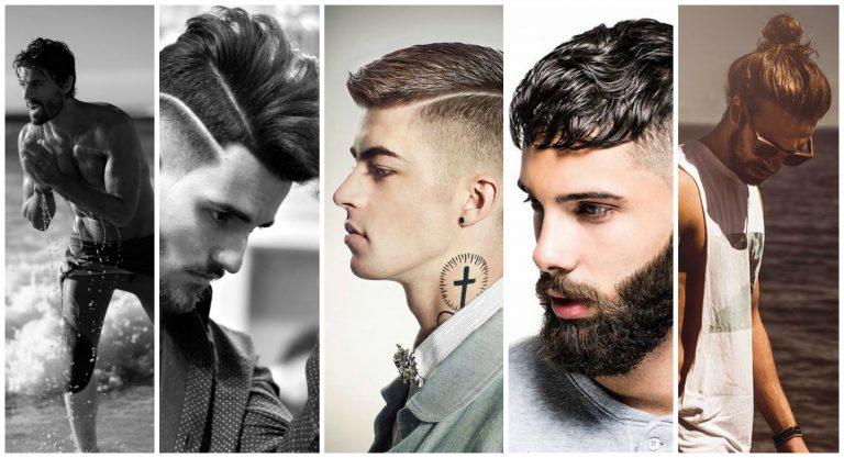 Hairtyle men summer 2016