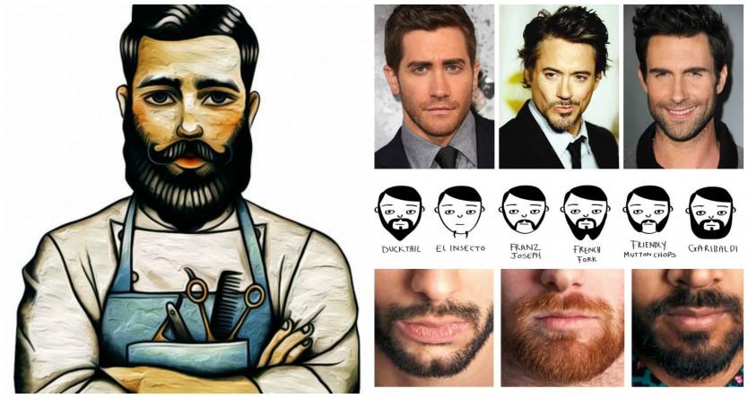 Ad ognuno la sua barba, quale ti sta meglio?