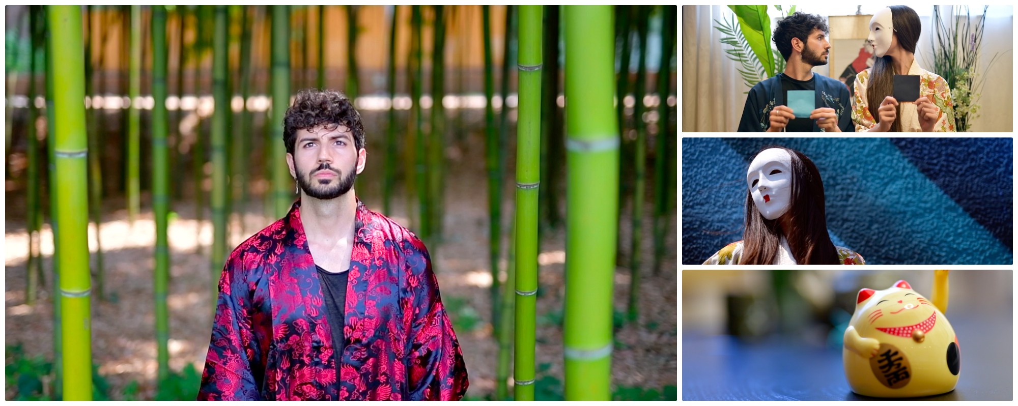 Destinazione Kyoto, il singolo di Deni Beat racconta di un nuovo viaggio