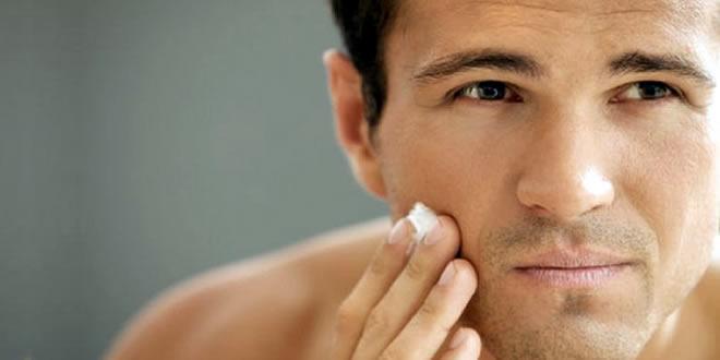 crema viso idratante uomo