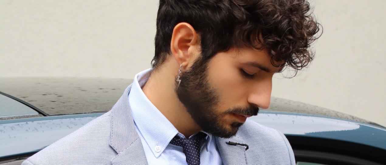 Lorenzo Zani e la rivoluzione della cravatta