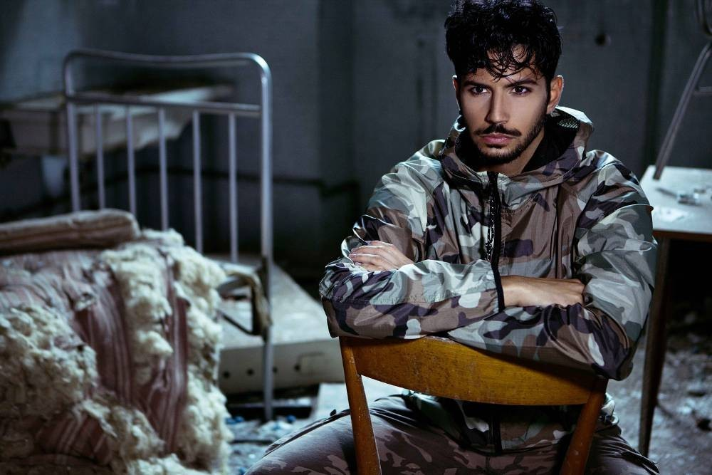Outfit Militare Uomo | Deni Beat