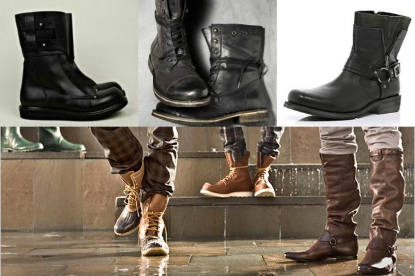 Stivali da uomo: 6 tipologie che devi conoscere