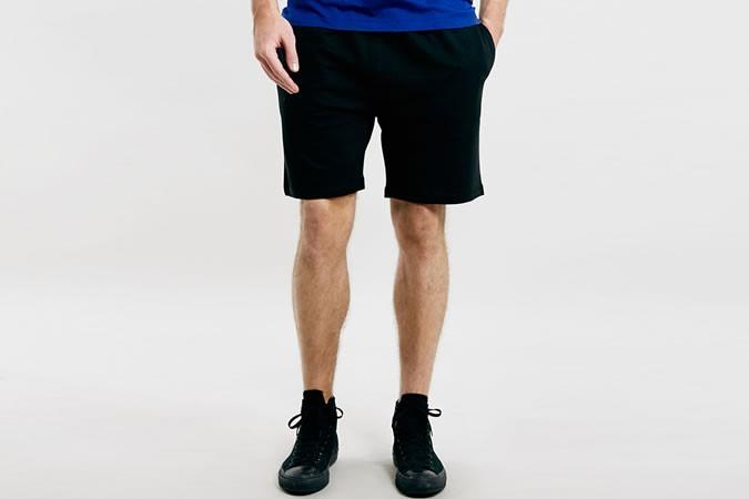 Shorts sportivi neri HM
