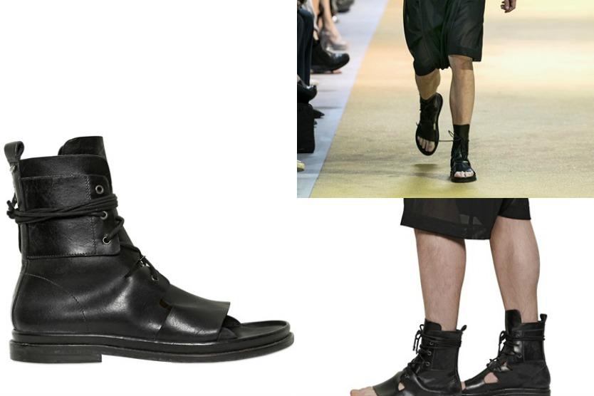 Recensione – Stivali Tom Rebl spuntati in pelle